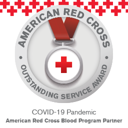 Red Cross Badge 2020